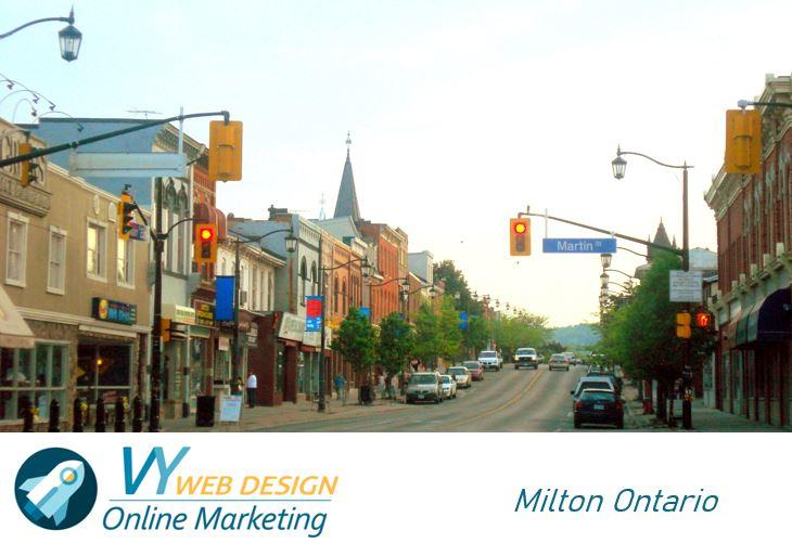 SEO Milton Ontario